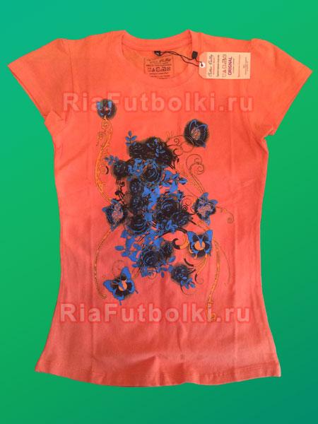 футболки оптом шелкография